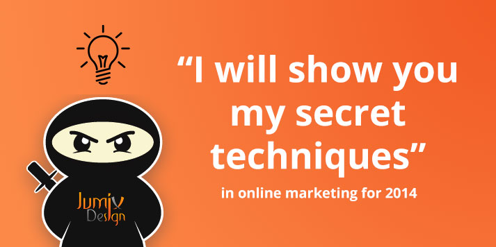 Apply These 5 Secret Techniques To Improve Your Online Marketing in 2014