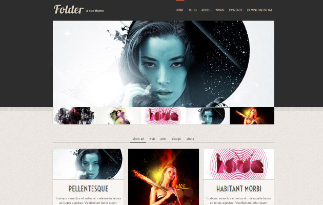 7 FREE HTML5 Templates for Your New Website