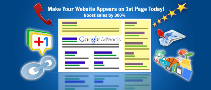Boost Your Sales by 300% With Google AdWords Service