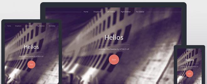 helios-html5-template