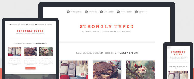 strongly-typed-html5-template
