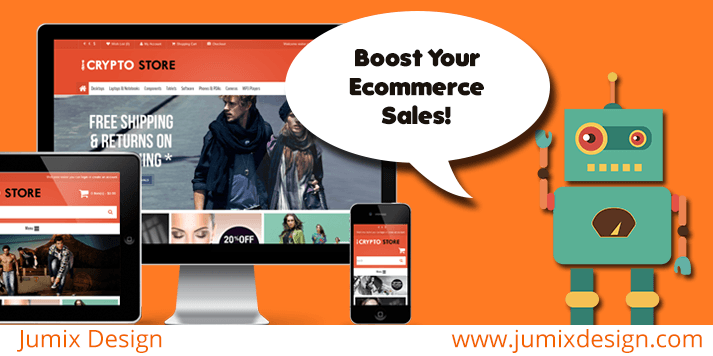 4 Effective Ways To Boost Sales For Your Ecommerce Website