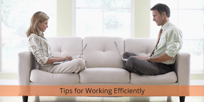 5 Effective Ways To Improve Work Efficiency for Home Workers