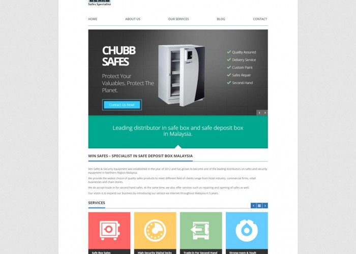 Win Safes & Security Equipment
