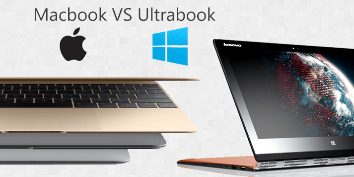 Should You Get a Macbook or an Ultrabook for Business?