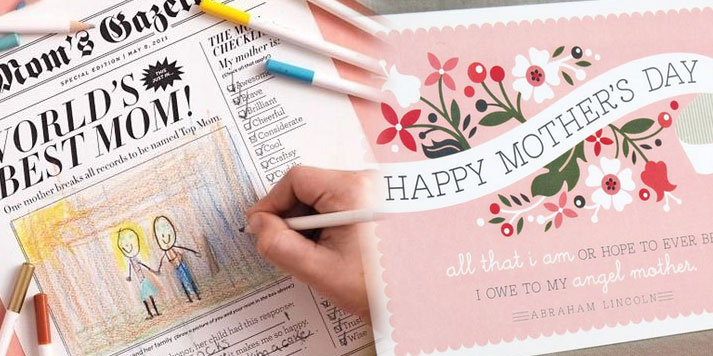 Mother's Day 2015 Design Inspirations