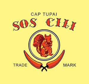 Cap Tupai