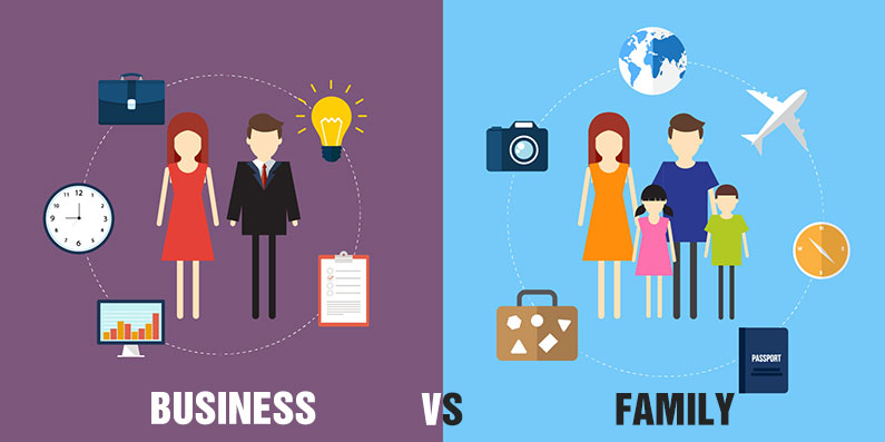 How to Achieve a Balance Between Business and Family