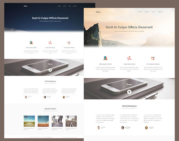 sublime-html5-template