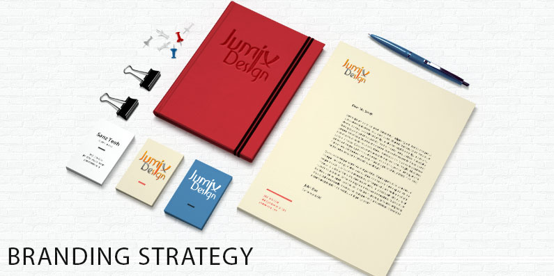 Branding Strategy: Consistency is Key