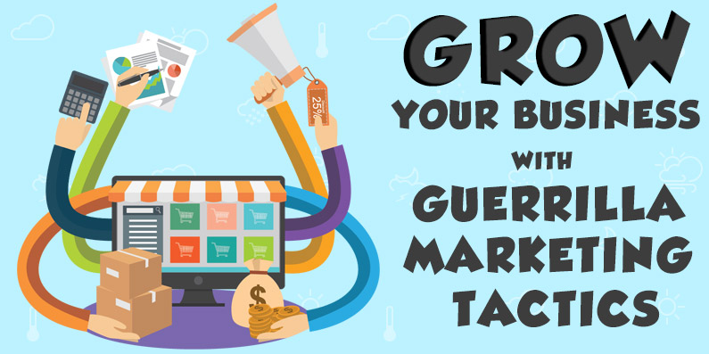 Grow Your Business Offline with These Guerrilla Marketing Tactics