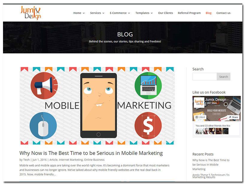 sample-blog