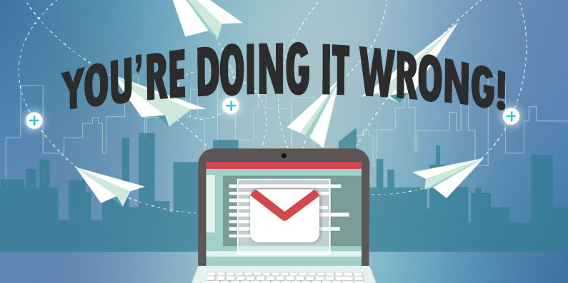 Top Email Marketing Mistakes That Can Ruin Your Campaign