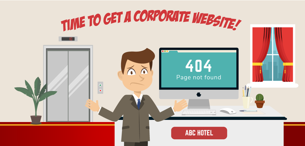 Why having a Corporate Website is an essential to every business!