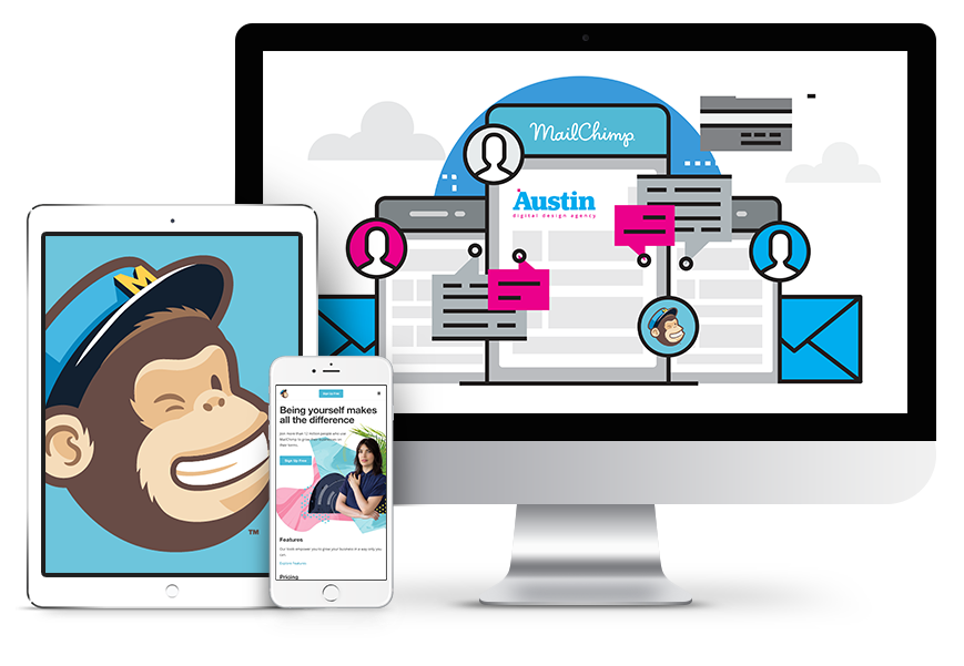 MailChimp for Email Blasting Tool