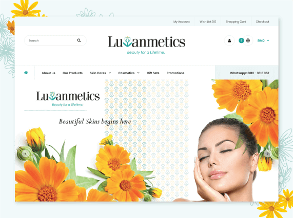 Luanmetics