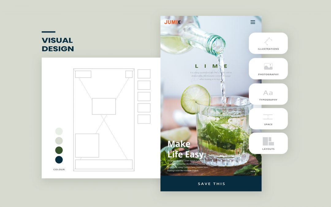 How to Utilise Visual Design to Increase Conversion by 255%